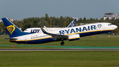 EI-FZT - Boeing 737-8AS - Ryanair