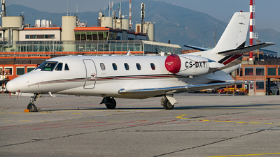 CS-DXY - Cessna 560XL Citation XLS - NetJets Europe