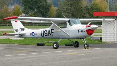 A picture of HBCBF - Cessna F150F - [0005] - © Mirko Bleuer