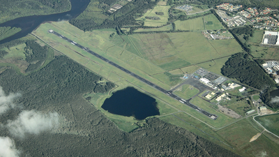 YBNA - Airport - Airport Overview