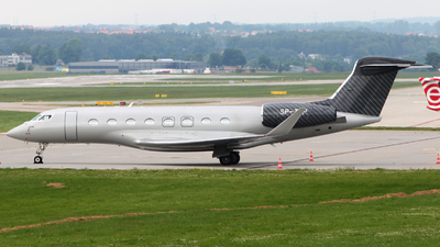 SP-TOP - Gulfstream G650ER - Private