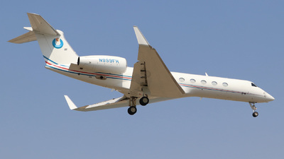 N999FH - Gulfstream G550 - Private