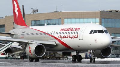A6-AOW - Airbus A320-214 - Air Arabia