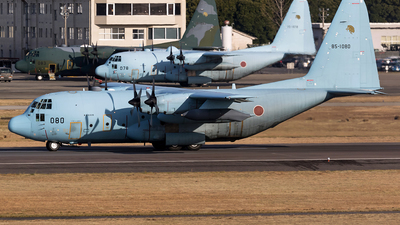 85-1080 - Lockheed C-130H Hercules - Japan - Air Self Defence Force (JASDF)