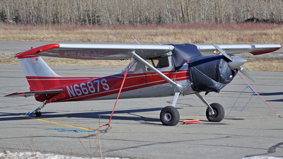 A picture of N6687S - Cessna 150H - [15067487] - © Brian T Richards