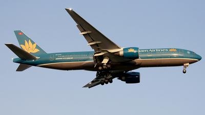 VN-A147 - Boeing 777-2Q8(ER) - Vietnam Airlines