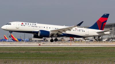 N307DU - Airbus A220-371 - Delta Air Lines