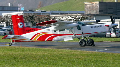 HB-FBU - Pilatus PC-6/B2-H4 Turbo Porter - Asian Express Aviation