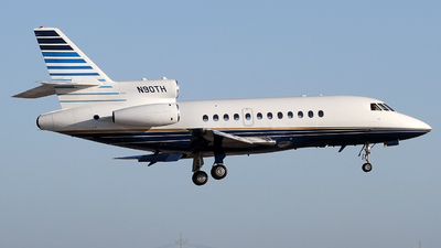 N90TH - Dassault Falcon 900 - Private