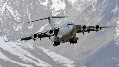 CB-8007 - Boeing C-17A Globemaster III - India - Air Force