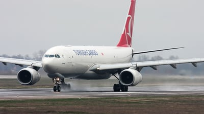 TC-JCI - Airbus A330-243F - Turkish Airlines Cargo