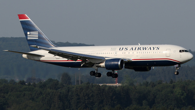 N246AY - Boeing 767-201(ER) - US Airways