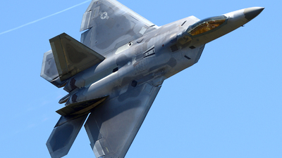 05-4084 - Lockheed Martin F-22A Raptor - United States - US Air Force (USAF)