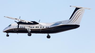 A picture of CFHNC - De Havilland Canada Dash 8300 - North Caribou Flying Service - © Mike MacKinnon