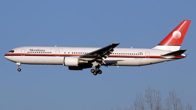 A picture of IAIGJ - Boeing 767304(ER) - [28039] - © Alessio Zausio
