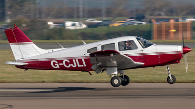 G-CJLI - Piper PA-28-161 Warrior II - Aeros Flight Training