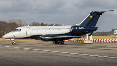 A picture of DBJUG - Embraer Legacy 500 -  - © vwmatze
