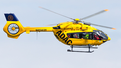 D-HYAQ - Airbus Helicopters H145 - ADAC Luftrettung