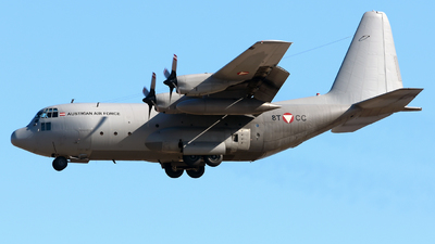 8T-CC - Lockheed C-130K Hercules - Austria - Air Force