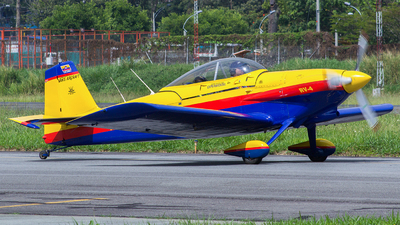 HK-4174-G - Vans RV-4 - Private