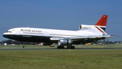 G-BFCA - Lockheed L-1011-500 Tristar - British Airways