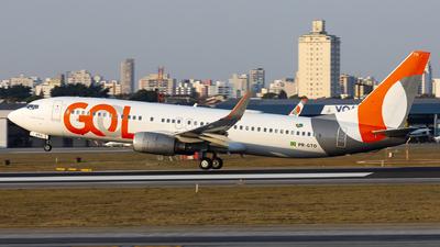 PR-GTO - Boeing 737-8EH - GOL Linhas Aereas
