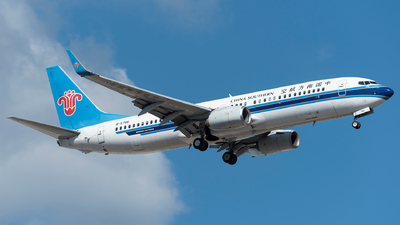 B-5766 - Boeing 737-81B - China Southern Airlines