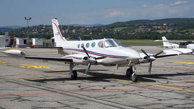 A picture of N167AW - Cessna 340A - [340A0537] - © Mirko Bleuer