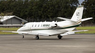 N918RZ - Cessna 560XL Citation XLS Plus - Private