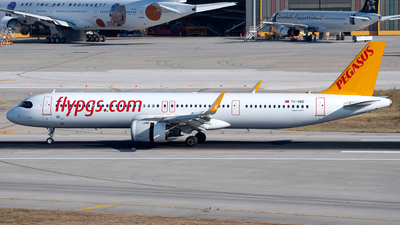 A picture of TCRBD - Airbus A321251NX - Pegasus Airlines - © Turkay Oksuz