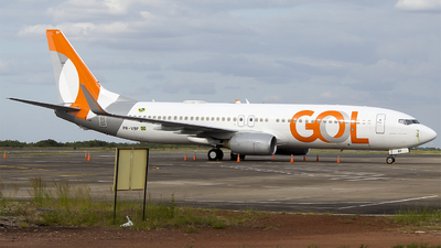 A picture of PRVBF - Boeing 7378EH - GOL Linhas Aereas - © Thales Penna