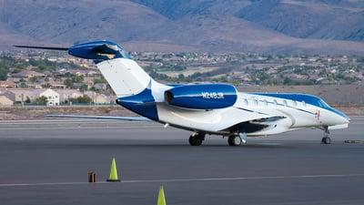 N246JR - Cessna 750 Citation X - Private