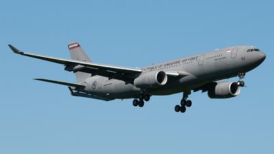 762 - Airbus A330-243(MRTT) - Singapore - Air Force