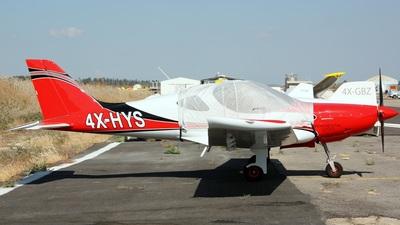 4X-HYS - BRM Aero Bristell - Private