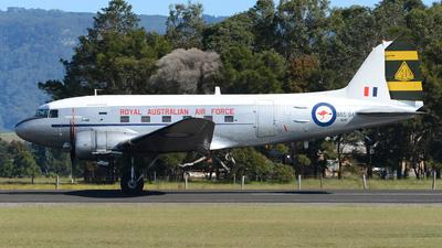 VH-EAF - Douglas C-47B Skytrain - Historical Aircraft Restoration Society (HARS)