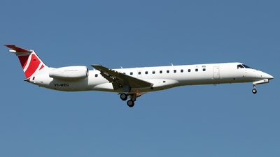 V5-WEC - Embraer ERJ-145LR - Westair Aviation