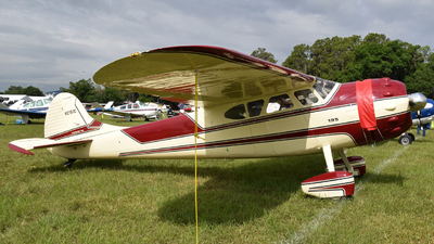 N2151C - Cessna 195B - Private