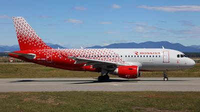 VP-BNN - Airbus A319-111 - Rossiya Airlines