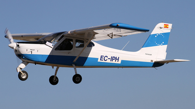 EC-IPH - Tecnam P92 Echo JS - Spain - Government of Catalonia