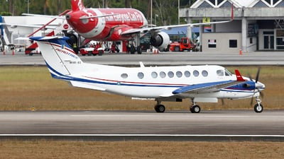 M101-02 - Beechcraft B300 King Air 350i - Malaysia - Air Force