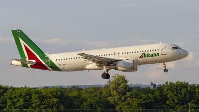 EI-DSA - Airbus A320-216 - Alitalia