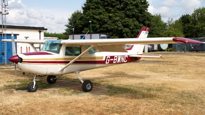 G-BWNC - Cessna 152 II - South Warwickshire Flying School