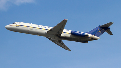 N935CE - McDonnell Douglas DC-9-33(F) - Everts Air Cargo