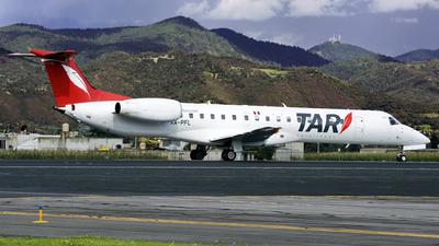 A picture of XAPFL - Embraer ERJ145LR - TAR Aerolineas - © Alex Zothique