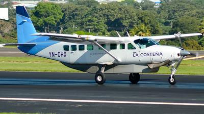 YN-CHX - Cessna 208B Grand Caravan - La Costeña