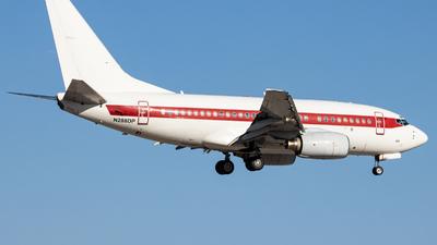 N288DP - Boeing 737-66N - EG&G