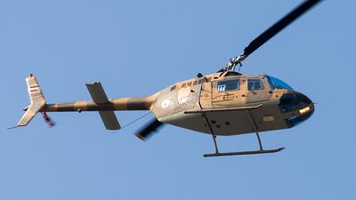 2-4281 - Bell 206A JetRanger - Iran - Army