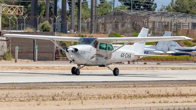 4X-CHA - Cessna 172N Skyhawk II - Sky Aviation