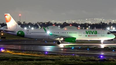 XA-VBP - Airbus A321-231 - VivaAerobus