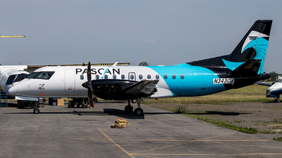 N343CJ - Saab 340B - Pascan Aviation
